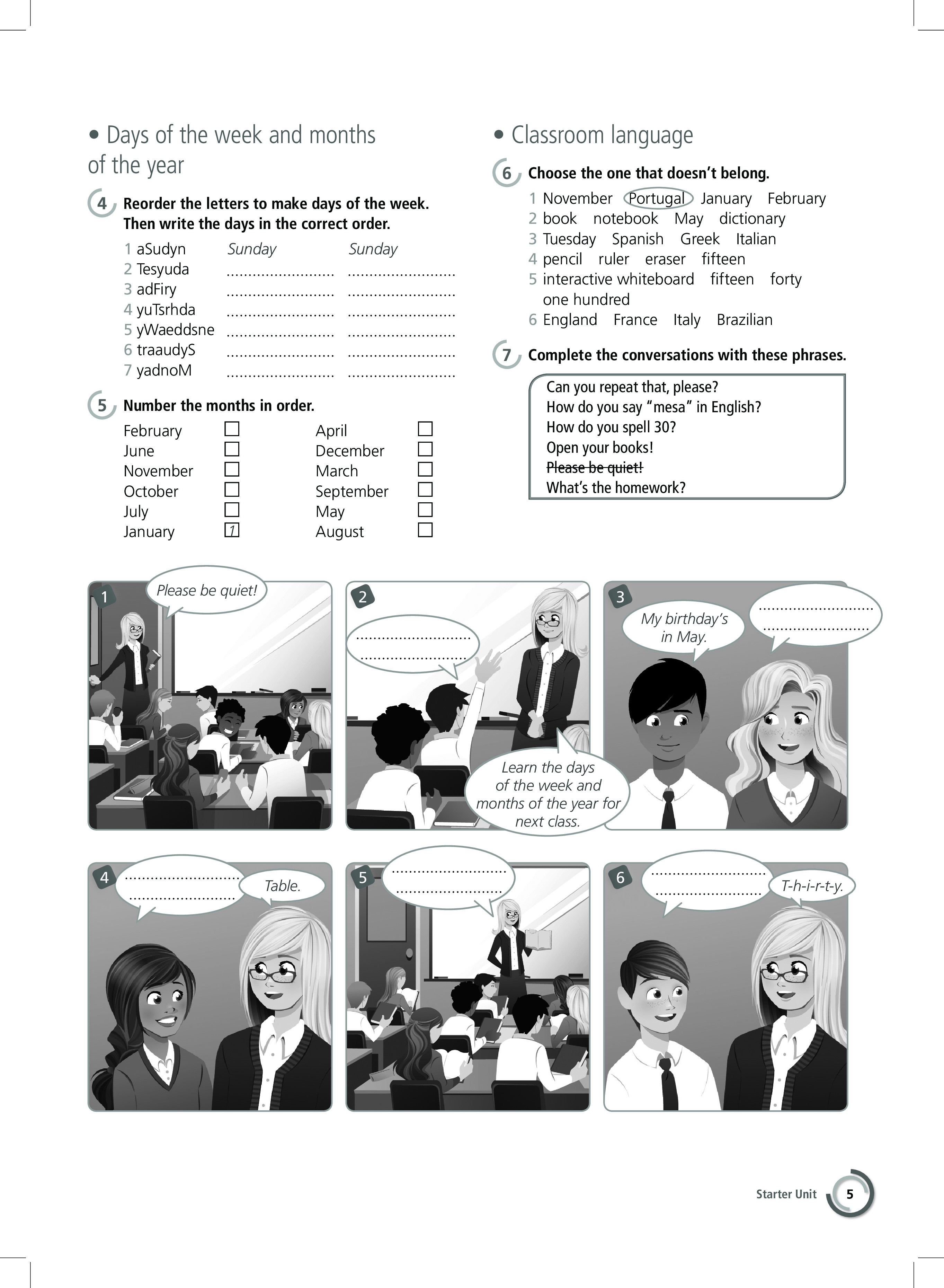 MOVE IT! WorkBook 1